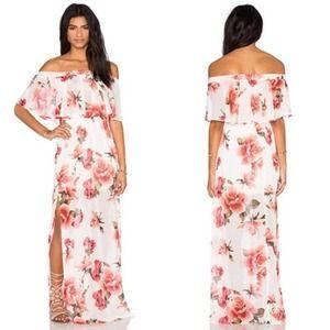 Show Me Your Mumu Hacienda Maxi Dress NWT Medium